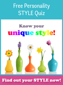free personality style quiz