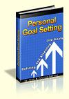 Personal Goal Setting E-book