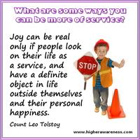 Spiritual Service Questions